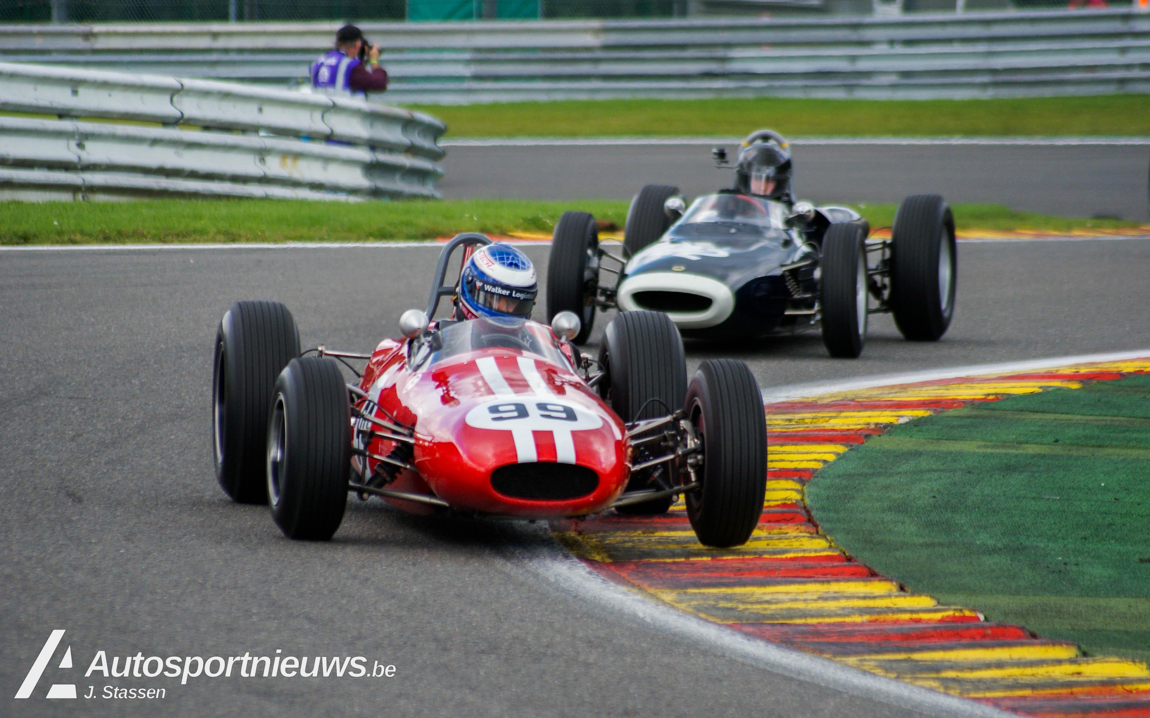 Spa Six Hours: Historie komt tot leven in de Belgische Ardennen