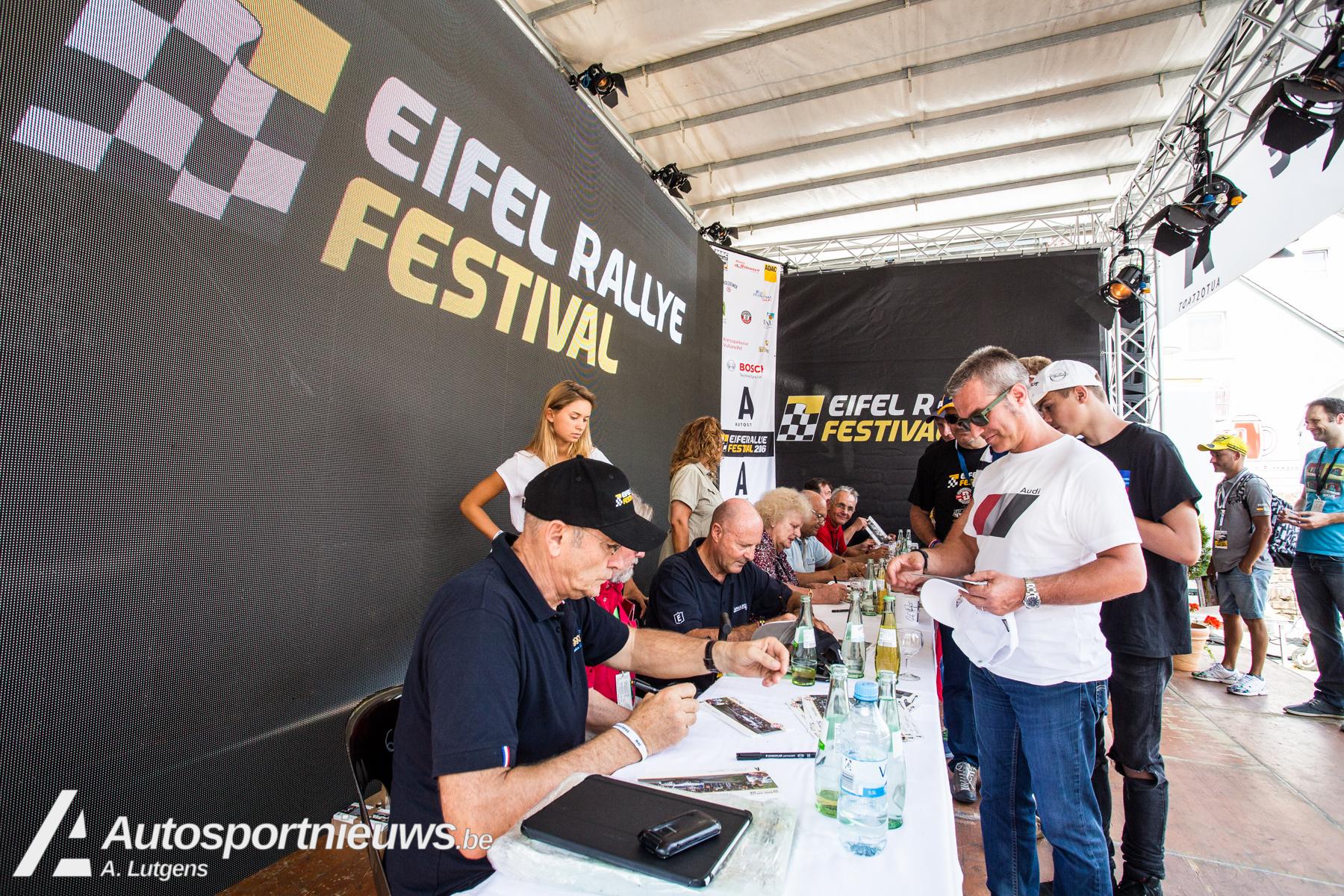 Eifel Rallye Festival 2017 - Mooie vooruitzichten!