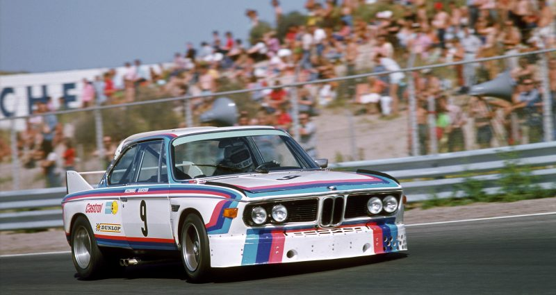 Historic Grand Prix Zandvoort viert dubbel BMW-feest