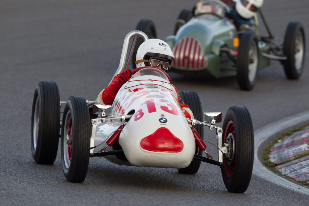 Historic Grand Prix Zandvoort doet toeschouwers groot plezier met 500cc Formule 3