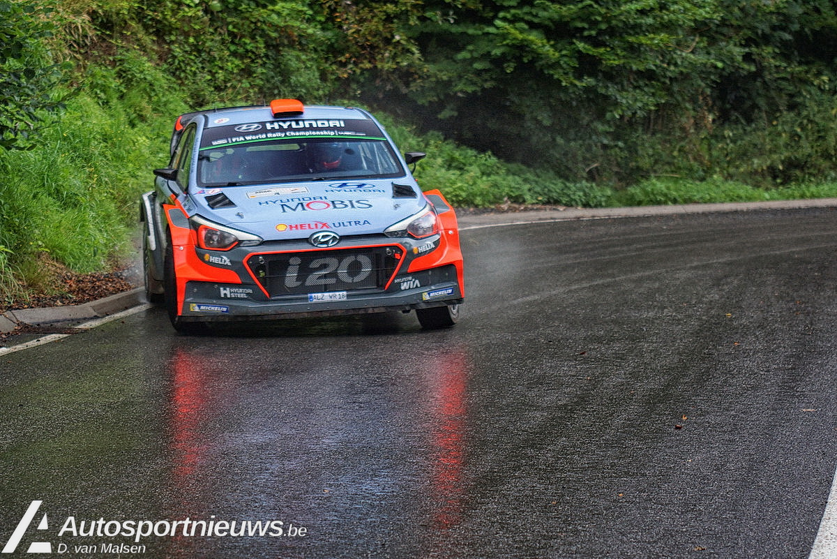 Album: WRC Duitsland 2016 Dik van Malsen