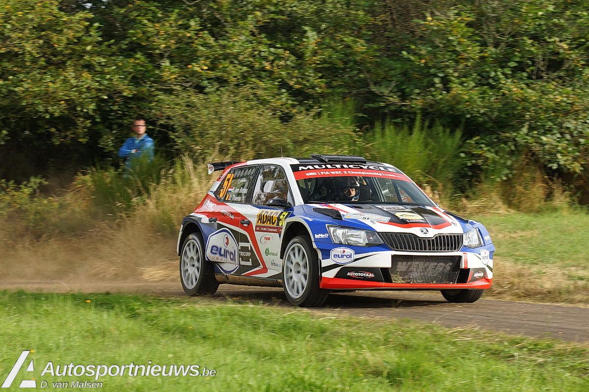 Bernhard ten Brinke verheugt zich op Eurol Hellendoorn Rally