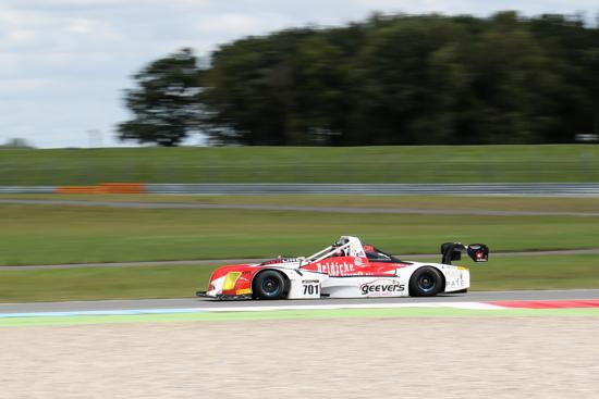 Supercar Challenge: Startplekken verdeeld op TT circuit Assen