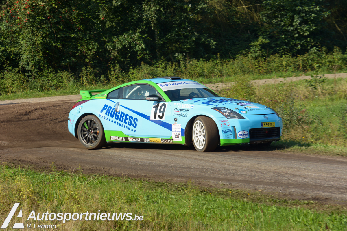 VDZ Racing hervat seizoen in Kasterlee Shortrally