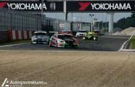 Podiumplaats voor EMG Motorsport in 24 Hours of Zolder