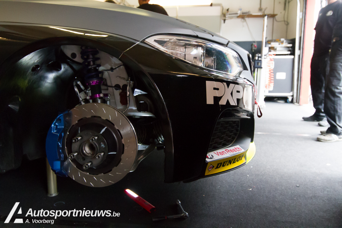 BMW Racing Cups kronen verdiende winnaars in 24 Hours of Zolder