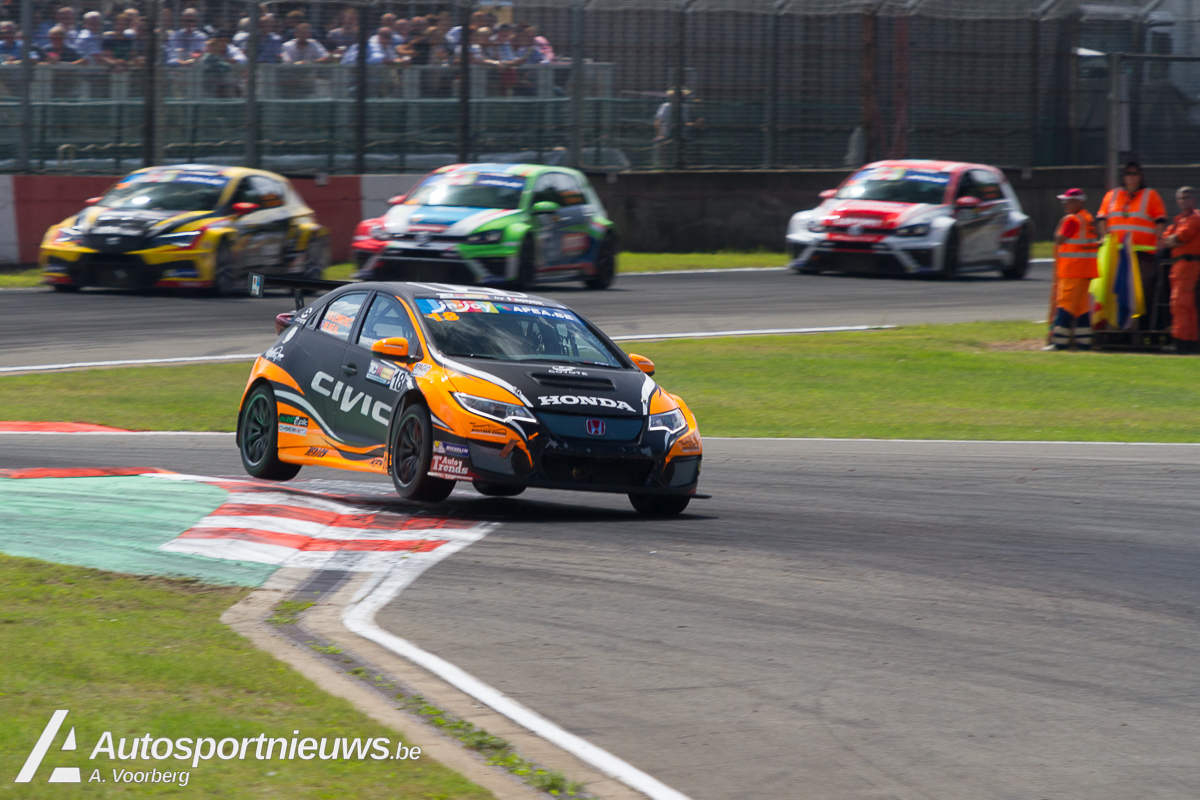 Tom Coronel met Honda in TCR Benelux