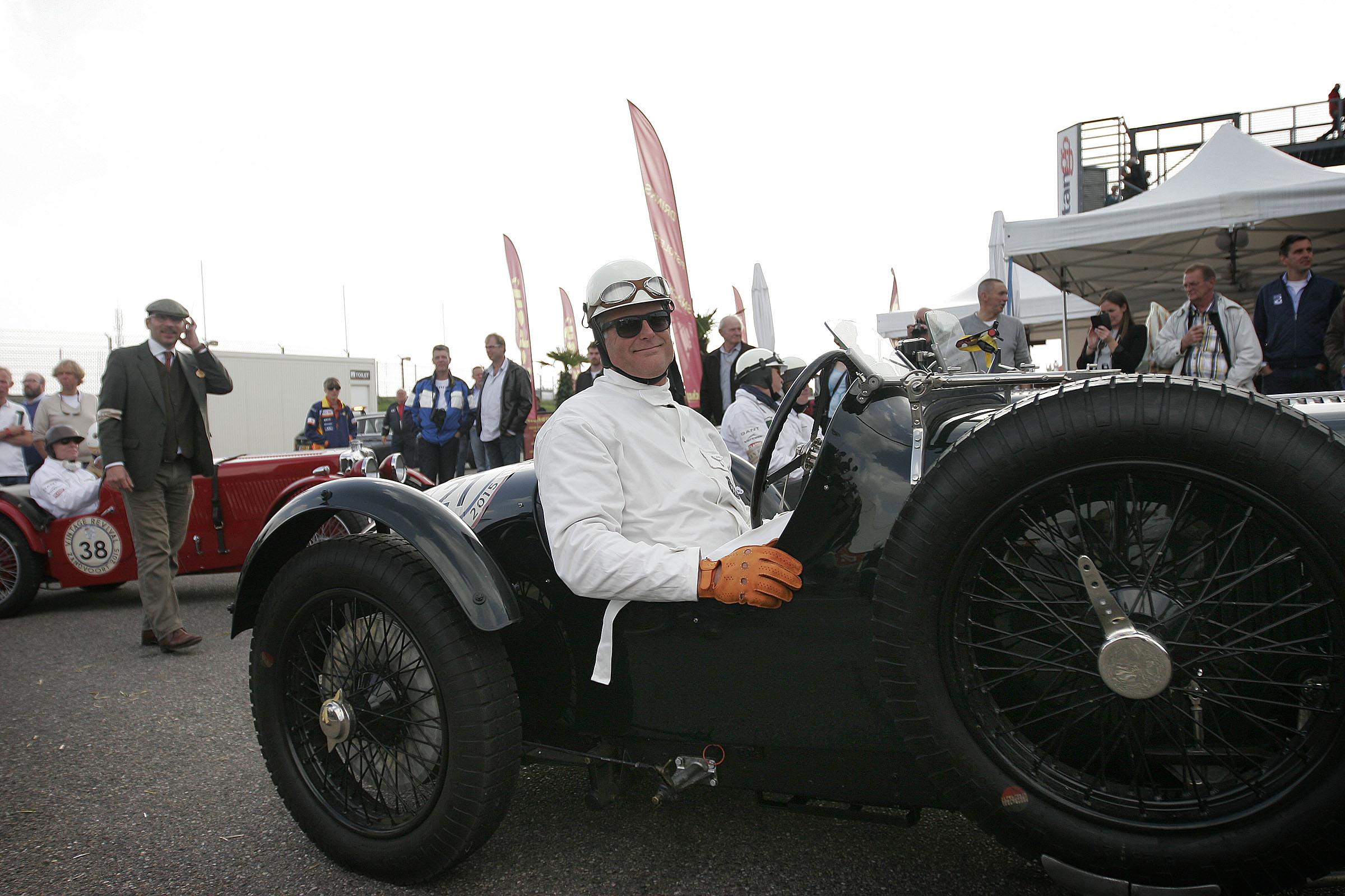 British Race Festival eert 'gewone' auto's van vroeger met Concours d'Alledaags