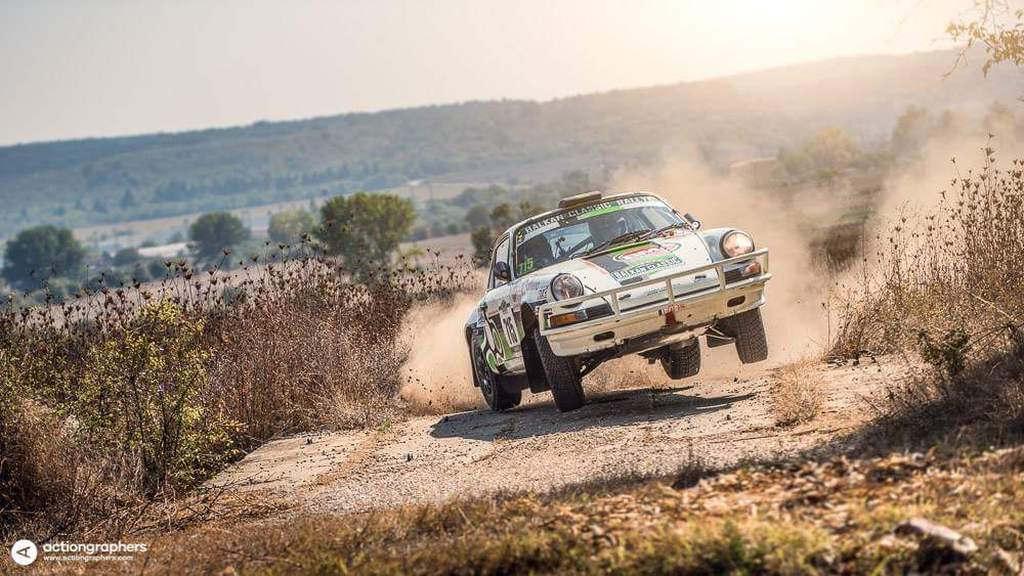 De BMA Porsche 911 showt zijn topsnelheid!