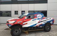 Testwerk voor Van Loon Racing in Marokko