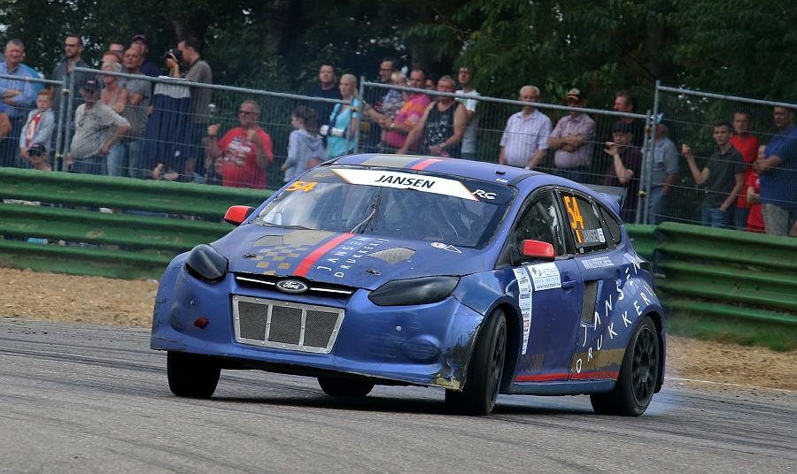 Stevige optie op de Belgische titel bij de Supercars na klinkende zege voor JJ Racing!