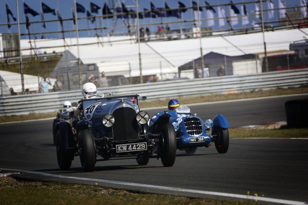 Historic Grand Prix Zandvoort blikt terug op geslaagde première Pre-War Sports Cars