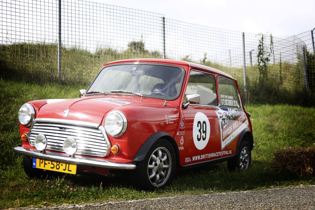 British Race Festival en merkenclubs zetten Britse automerken in het zonnetje