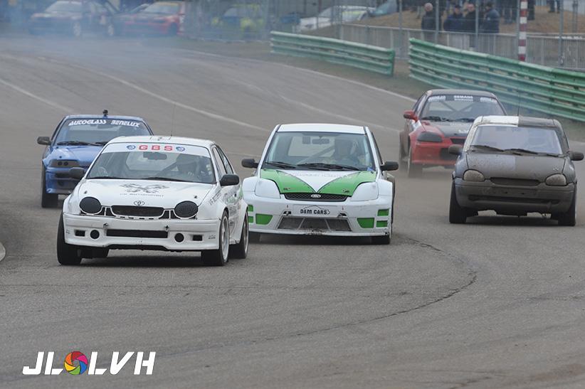 Afspraak 10 september voor voorlaatste manche rallycross op Duivelsberg