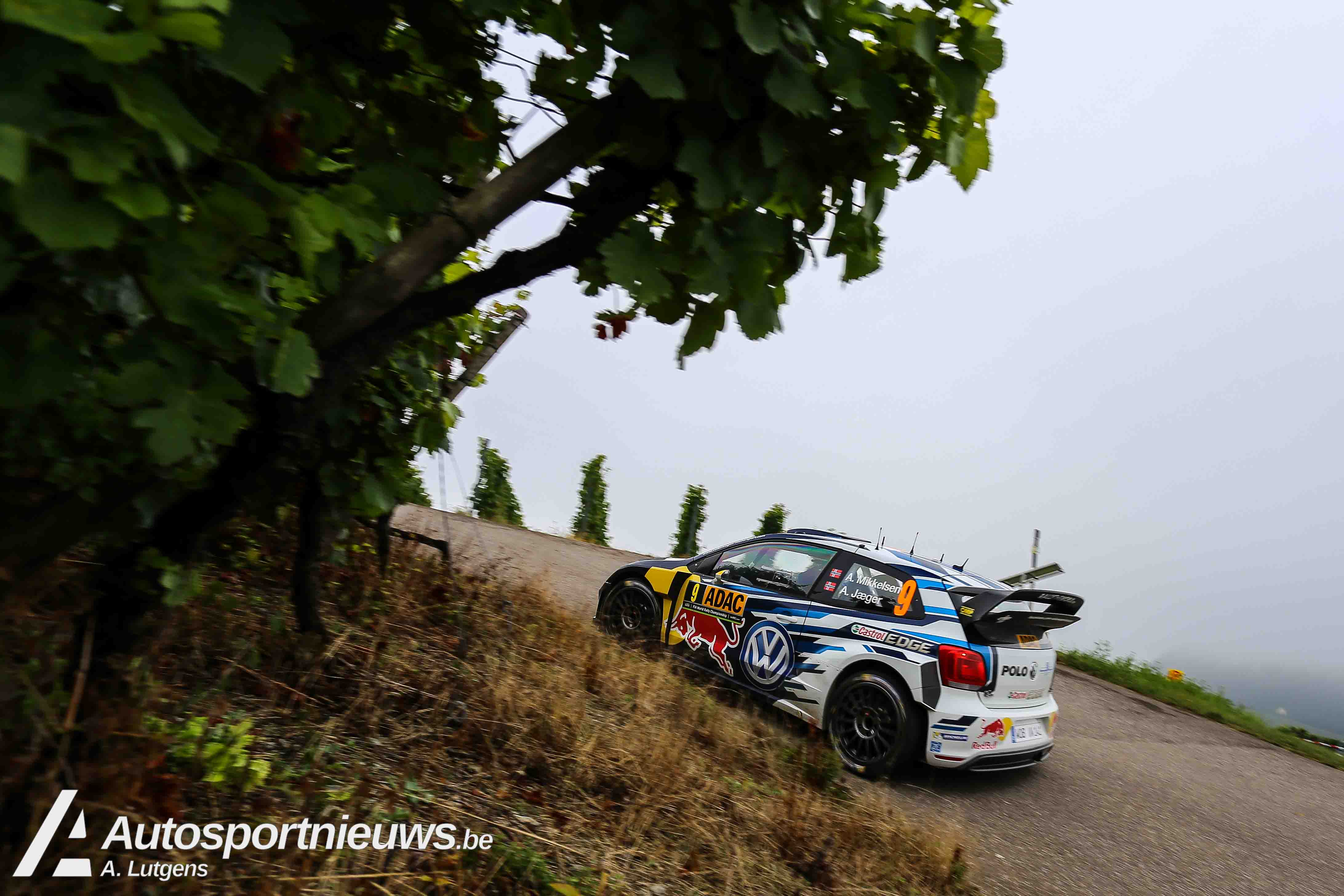 Deutschland Rallye 2016 – A. Lutgens