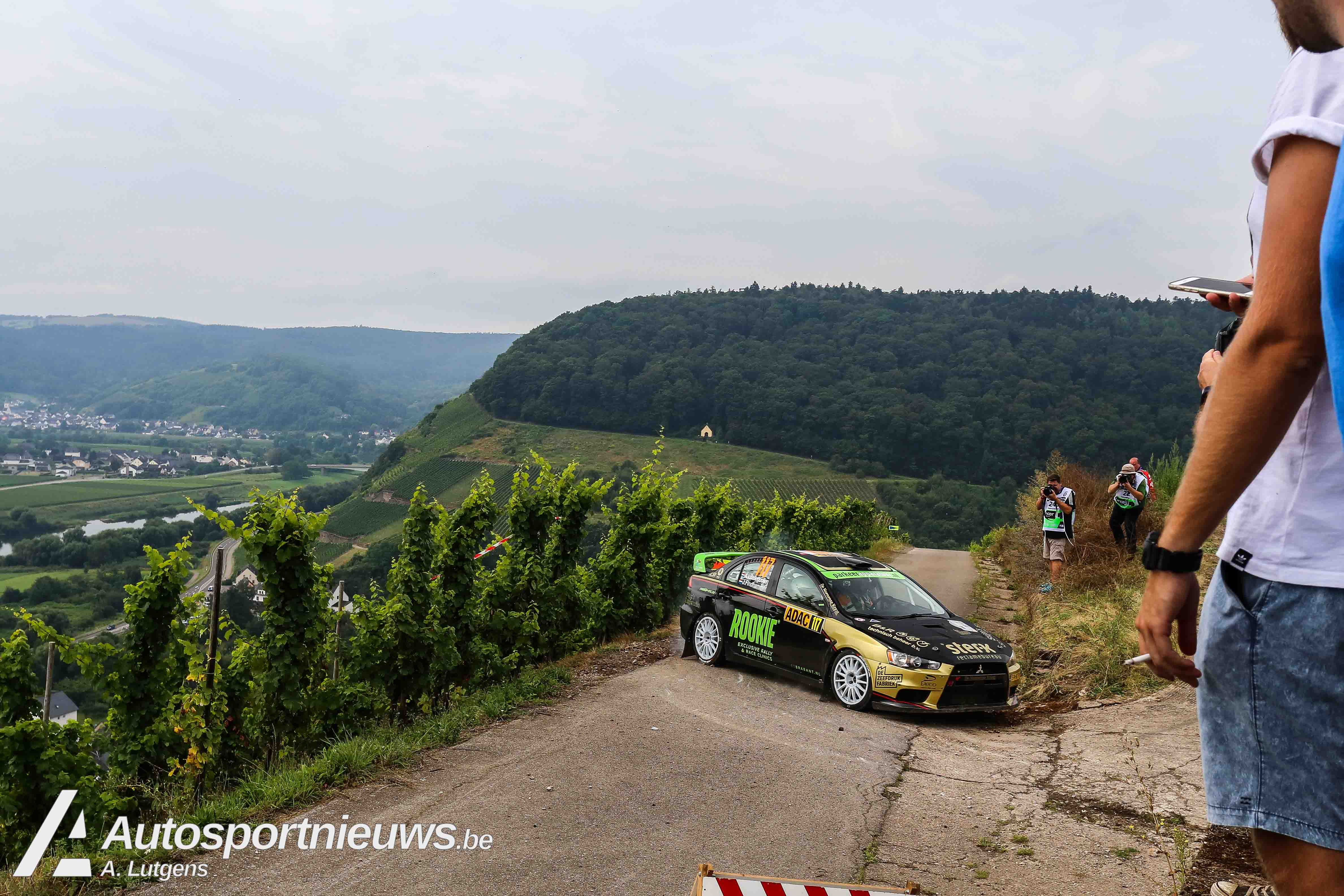 Rookie Rally Team kiest voor Hermicuda Rally