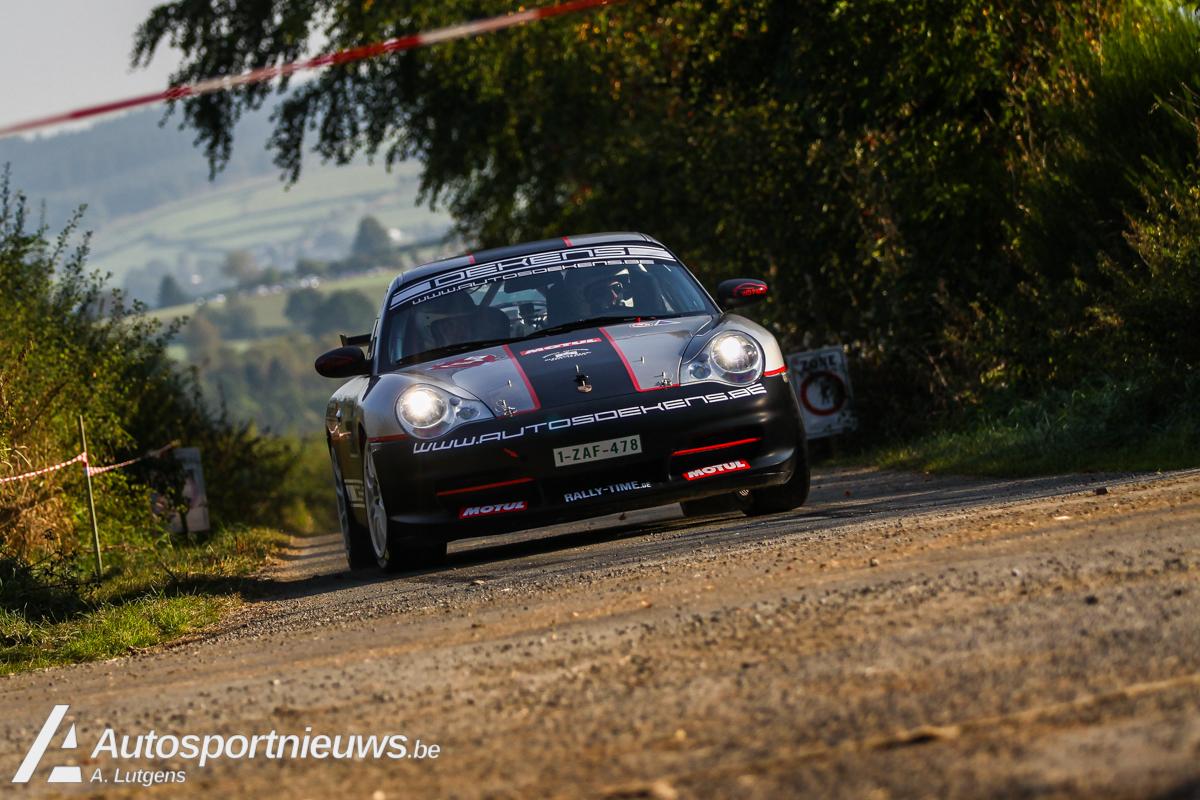 Wedstrijdverslag East Belgian Rally 2016 Dekens – Govaerts