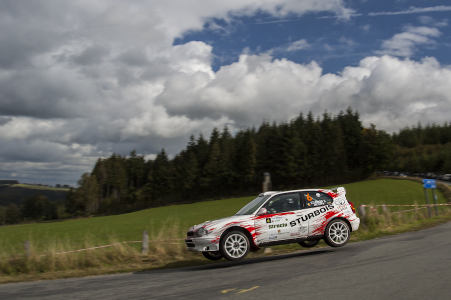 24 September is het weer zover. De East Belgian Rally.