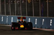 Verstappen zesde in GP van Singapore: