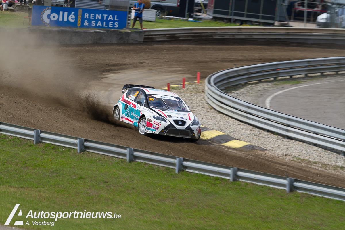 Rallycross Challenge Europe – Valkenswaard – A. Voorberg