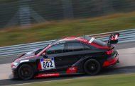 De Audi RS3 LMS wordt voorgesteld in Mettet in het kader van de TCR Benelux