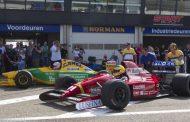 Demo's smaakvolle traktatie tijdens jubileumeditie Historic Grand Prix Zandvoort