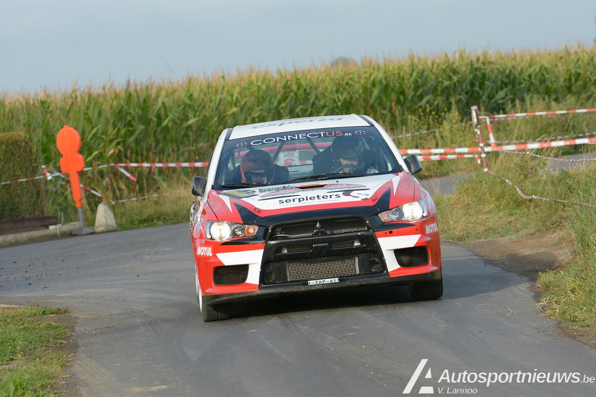 Andy Lefevere opnieuw onklopbaar in Hemicuda Rally