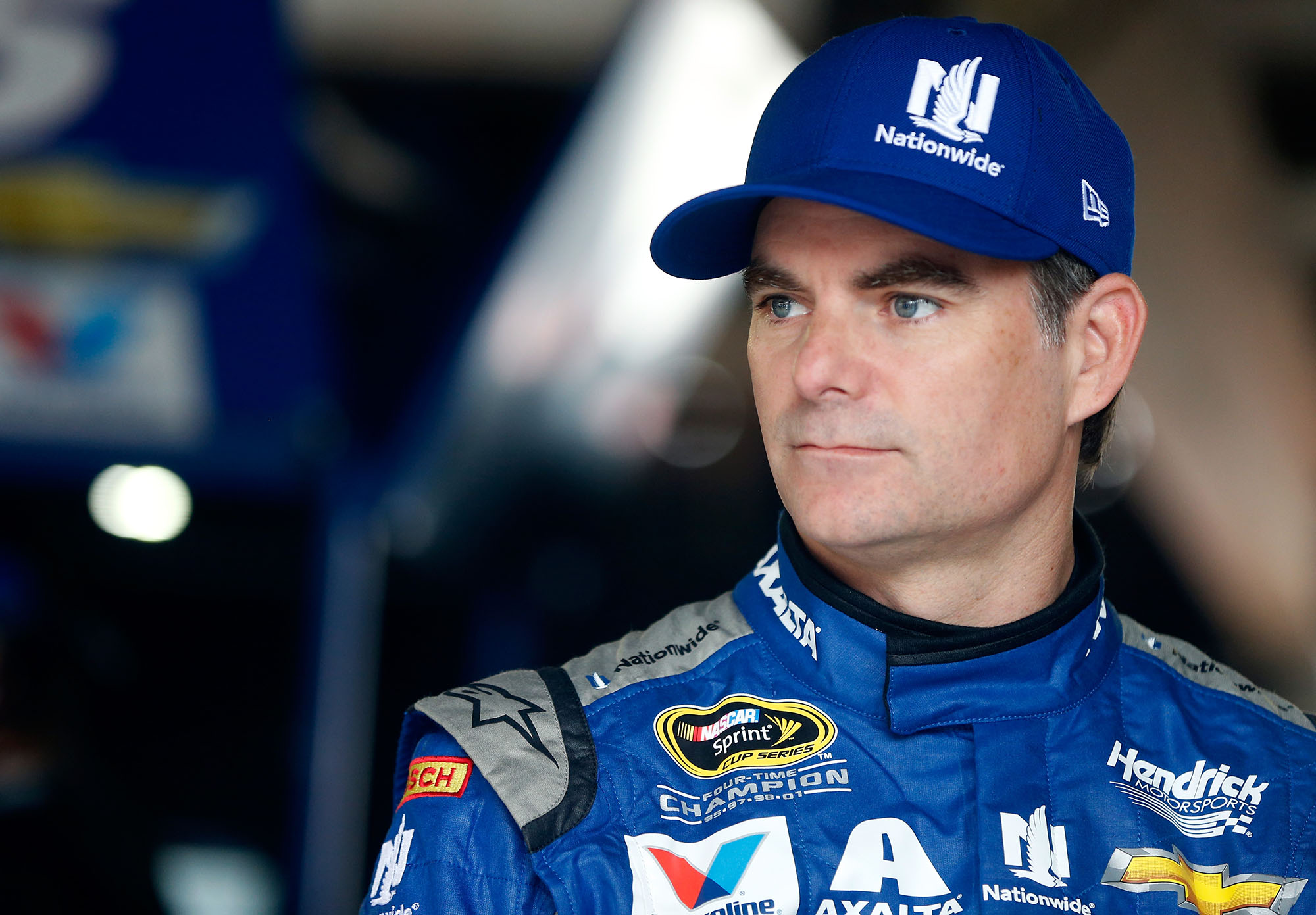 Jeff Gordon wordt Grand Marshal voor de NWES Finale