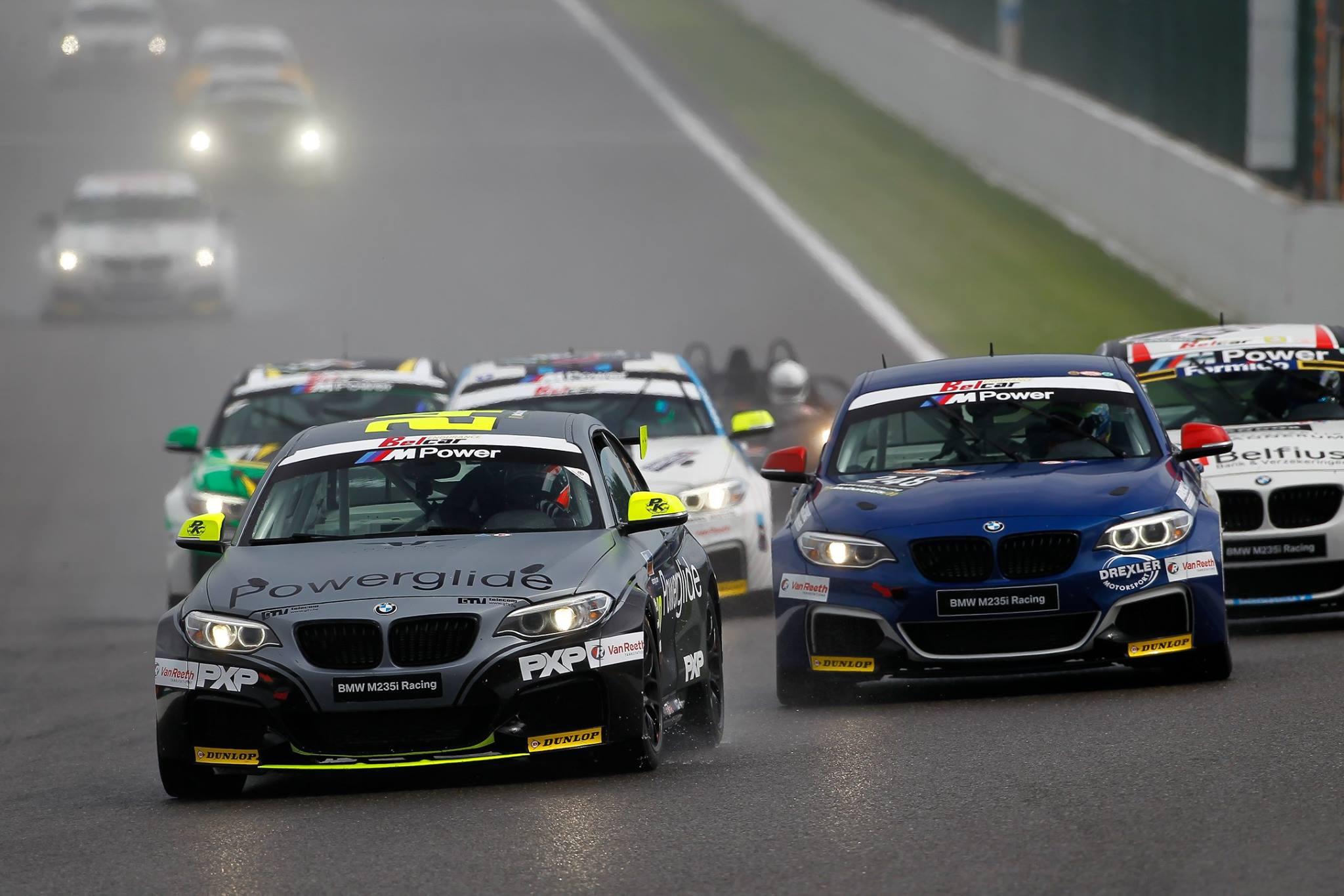 BMW Racing Cups sluiten het seizoen af in Amerikaanse stijl!