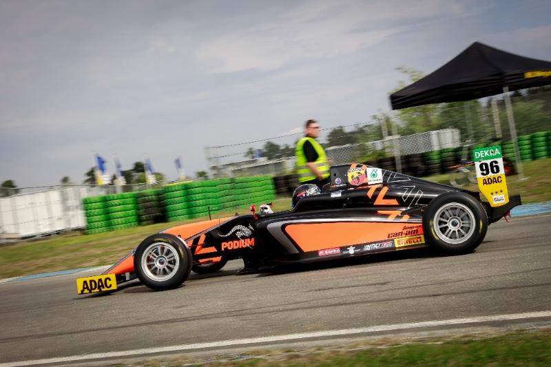 Van Amersfoort Racing kampioen in ADAC Formule 4 met Joey Mawson