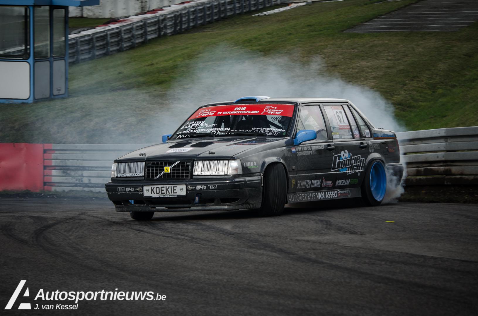 Album: Nurburgring Driftcup Round 4 – J. van Kessel