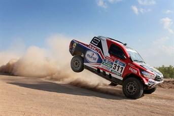 Bernhard ten Brinke niet naar Dakar 2017