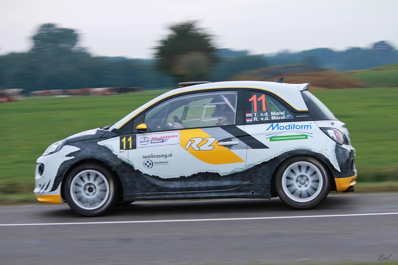 Timo Van Der Marel pakt 2de plaats in kampioenschap!
