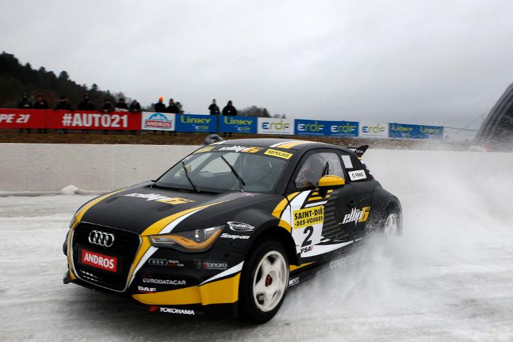Belgian Audi Club Team WRT in de Trophée Andros met Panis, Tréluyer, Berthon en Demoustier