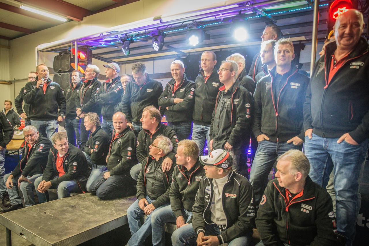 Mammoet Rallysport trapt af voor Dakar Rally