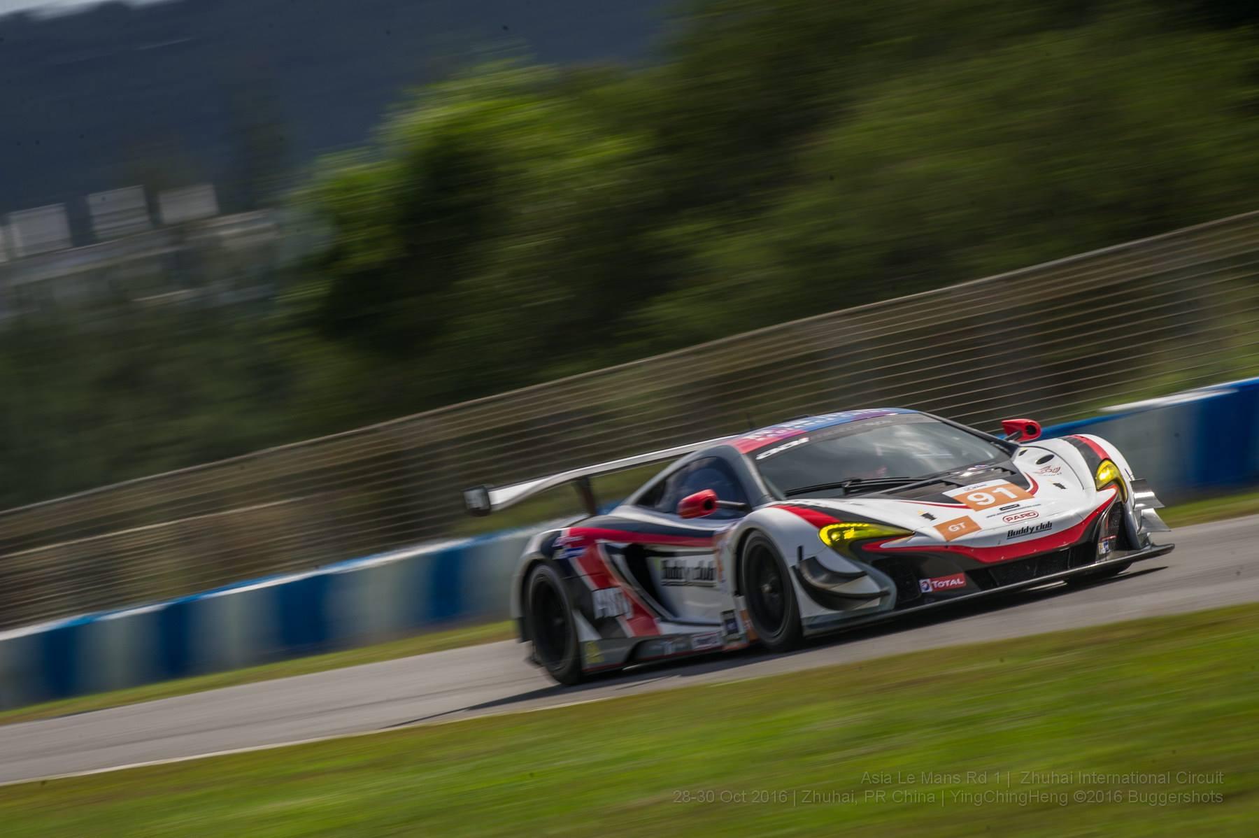 Xavier Maassen blikt terug op start Asian le Mans Series