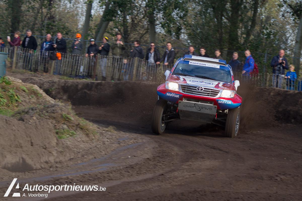 Van Loon Racing klaar voor Le Dakar 2017