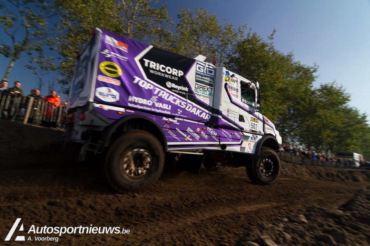 Vick Versteijnen (TopTrucks Dakar):