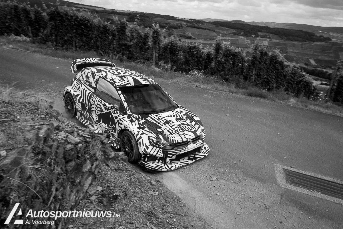 VW test 2017 Polo in Trittenheim en Veldenz (D) Augustus 2016 – A. Voorberg