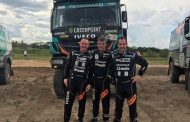 Van Genugten begint Dakar 2017 met tweede plaats