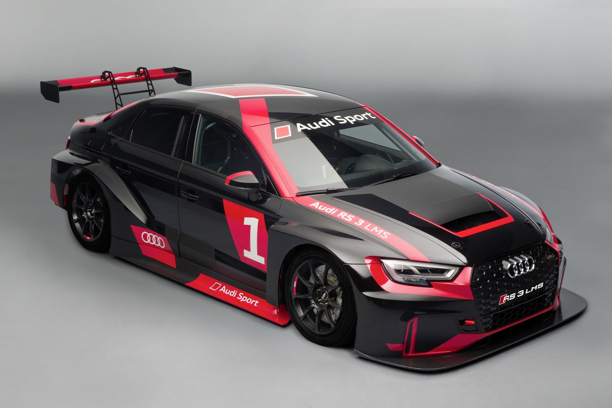 TCR is de toekomst voor Bas Koeten Racing met Audi RS 3 LMS TCR