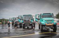 Team De Rooy kijkt met spanning uit naar start Dakar 2017