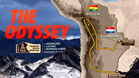 Voorbeschouwing Dakar 2017 - Deel 1