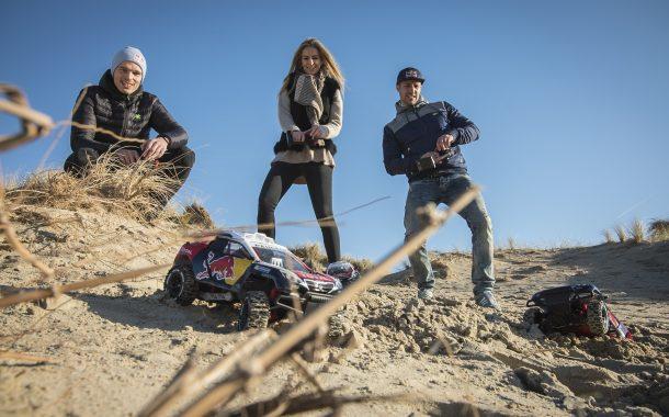 Felix Denayer rijdt Dakar Rally tegen viervoudig wereldkampioen Maxime Richard en Femke Herygers
