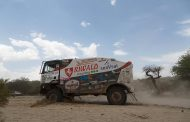 Riwald dakar team: Monsterlijke etappe met waypoint-escape