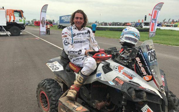 Bastiaan Nijen Twilhaar arriveert heelhuids in Bolivia