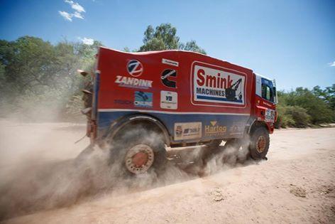 Smink Rally Sport: We zijn er