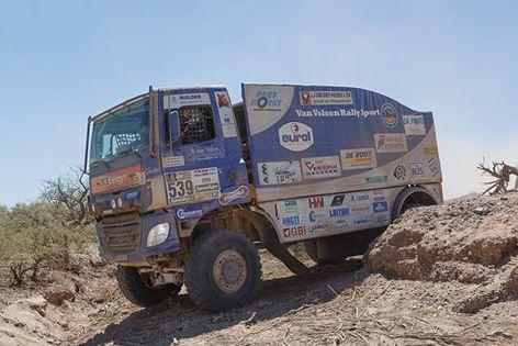 Van Velsen Rally sport: Etappe 10: Het ging weer super!