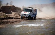 Laatste loodjes wegen zwaar voor DakarSpeed