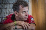 Hans Stacey stapt woedend uit Dakar rally